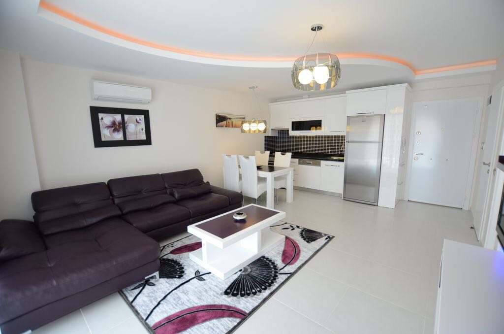 New one bedroom apartment in a modern residential complex